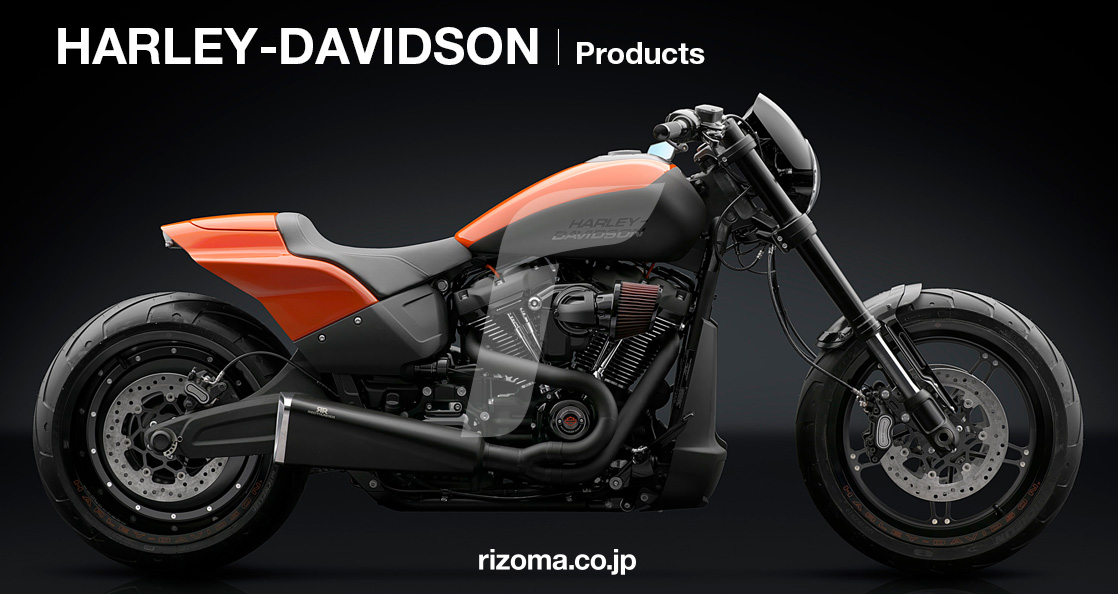 HARLEY-DAVIDSON | Products
