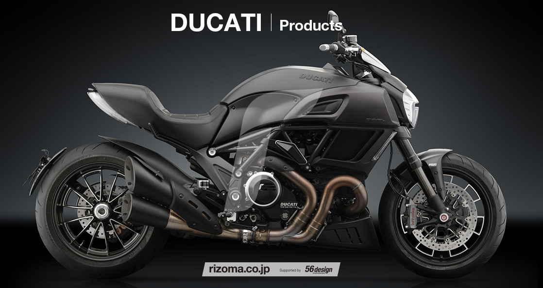 DUCATI | Products